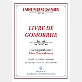 LIVRE DE GOMORRHE