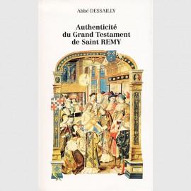 Authenticité du Grand Testament de Saint-Remy