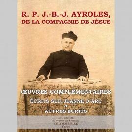 ŒUVRES COMPLÉMENTAIRES DU R. P. AYROLES