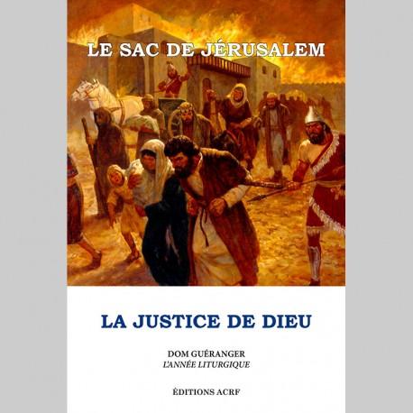 Le sac de Jérusalem