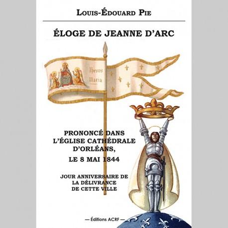 Éloge De Jeanne D'arc Par L'abbé Pie