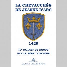 LA CHEVAUCHÉE DE JEANNE D'ARC – 1429
