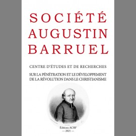 Les cahiers de la Société Augustin Barruel - Cahier Barruel N° 4