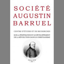 Les cahiers de la Société Augustin Barruel - Cahier Barruel N° 5