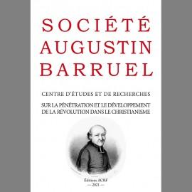 Les cahiers de la Société Augustin Barruel - Cahier Barruel N° 20
