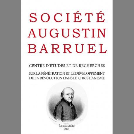 Les cahiers de la Société Augustin Barruel - Cahier Barruel N° 26