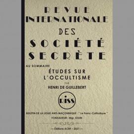 ÉTUDES SUR L'OCCULTISME