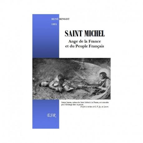 SAINT MICHEL Ange de la France et du Peuple Français